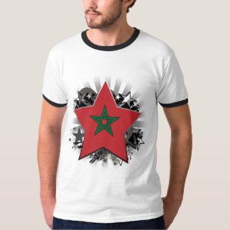 モロッコの星 Tシャツ