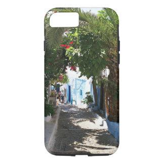 モロッコの景色のiphone 5の場合 iPhone 8/7ケース