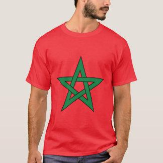 モロッコの男性Tシャツ Tシャツ