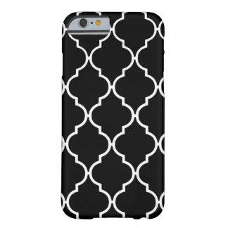 モロッコの白黒Iphone6 Barely There iPhone 6 ケース