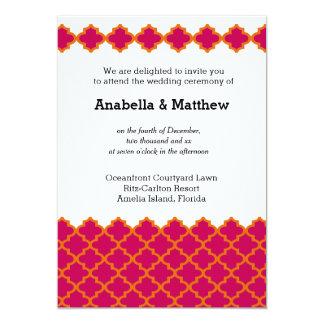 モロッコの結婚式 カード