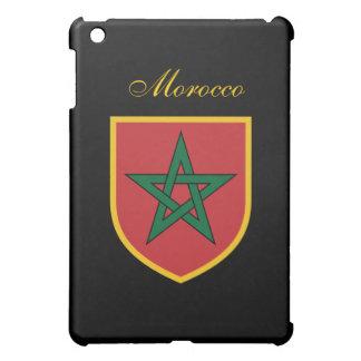 モロッコの美しい旗 iPad MINI カバー
