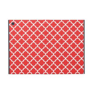 モロッコの赤レンガのタイルのデザインパターン上品 iPad MINI ケース