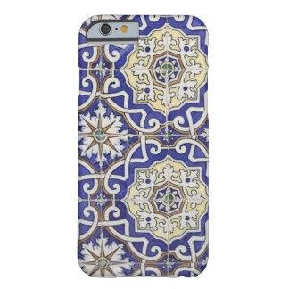 モロッコの電話箱 BARELY THERE iPhone 6 ケース