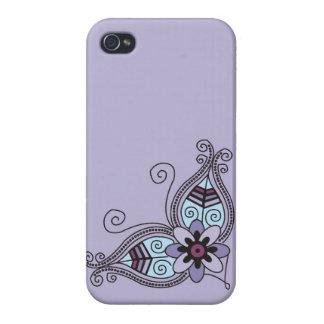 モロッコのiPhone 4の光沢のある終わりの場合 iPhone 4/4S カバー