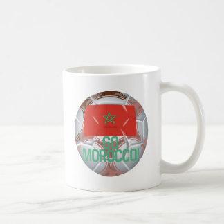 モロッコは行きます コーヒーマグカップ