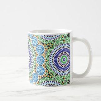 モロッコパターンマグ コーヒーマグカップ