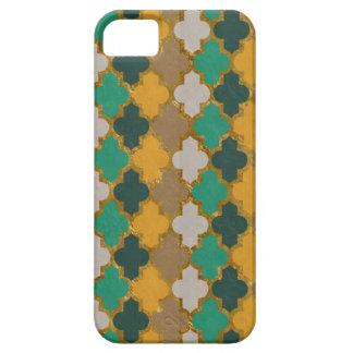 モロッコパターン iPhone SE/5/5s ケース