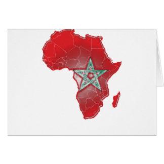 モロッコ カード