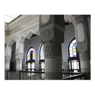 モロッコ、Fes: Fes El、バリ島(古いFes)、Riad Fes ポストカード