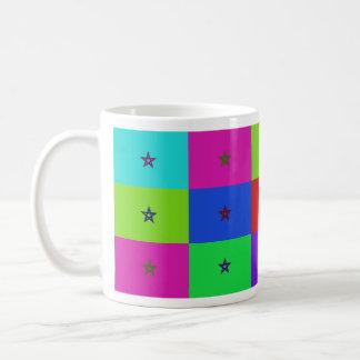 モロッコMultihueはマグに印を付けます コーヒーマグカップ