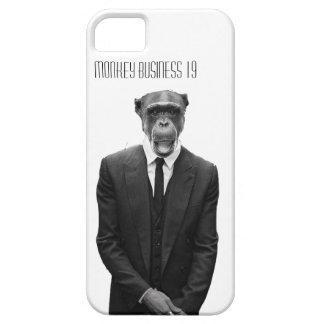 モンキービジネス19カバー iPhone SE/5/5s ケース