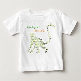 モンキービジネス ベビーTシャツ