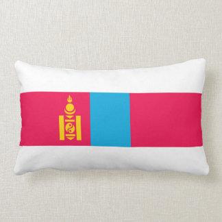 モンゴルの国旗の国家の記号 ランバークッション
