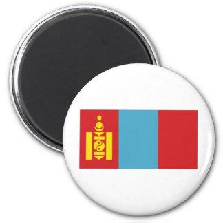 モンゴルの国旗 マグネット
