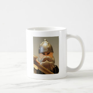モンゴルの戦士主でカスタムなMinifigure コーヒーマグカップ