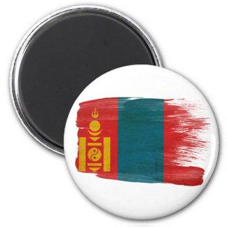 モンゴルの旗の磁石 マグネット