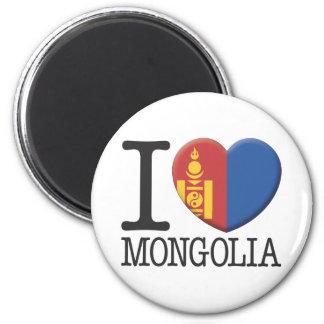 モンゴル マグネット
