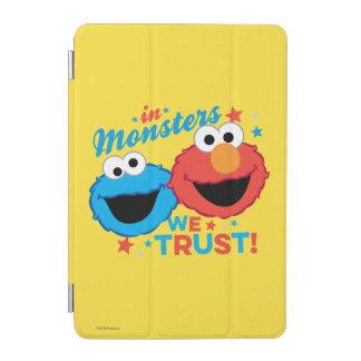 モンスターで私達は信頼します! iPad MINIカバー
