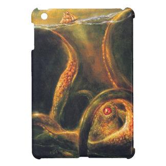 モンスターのタコ iPad MINI カバー