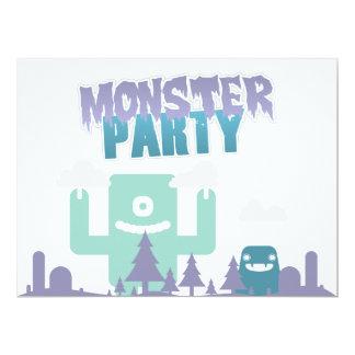 モンスターのパーティの招待状! カード