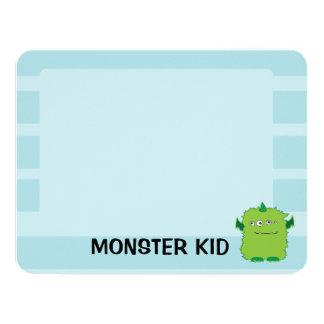 モンスターのメッセージカード カード