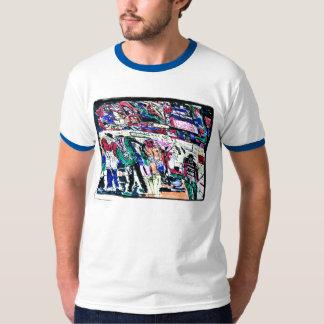 モンスターの株式市場 Tシャツ