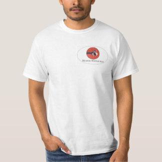 モンスターの武道のTシャツ Tシャツ