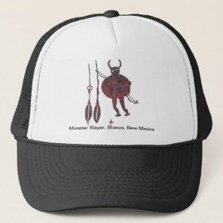 モンスターの殺害者、人のイメージ1の帽子 キャップ
