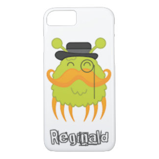 """モンスターの""""Reginald""""の携帯電話の箱 iPhone 8/7ケース"""