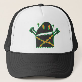 モンスターのbmxのトラック運転手の帽子 キャップ