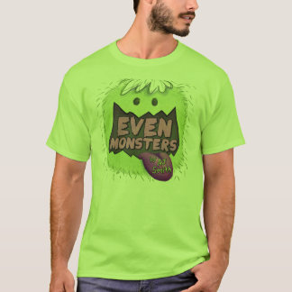 モンスターのGlubbのTシャツのサイズ: 成人 Tシャツ