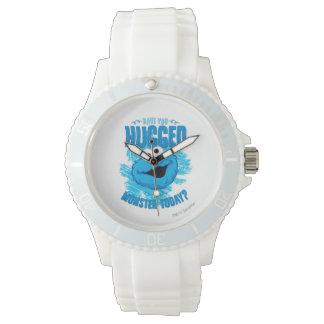 モンスター今日抱き締められるあります 腕時計