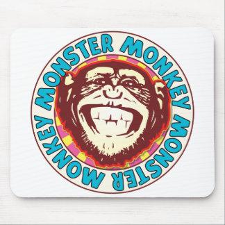 モンスター猿 マウスパッド