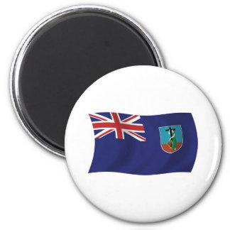モンセラートの旗の磁石 マグネット
