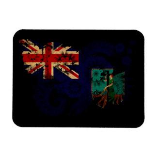モンセラートの旗 マグネット