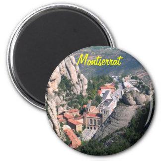 モンセラートスペインの磁石 マグネット