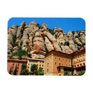 モンセラート修道院、カタロニア、スペイン マグネット