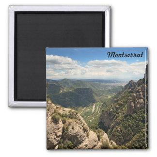 モンセラート山 マグネット
