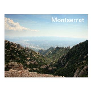 モンセラート ポストカード