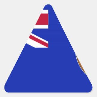 モンセラート 三角形シール