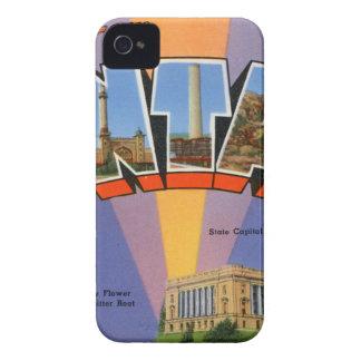 モンタナからの挨拶 Case-Mate iPhone 4 ケース