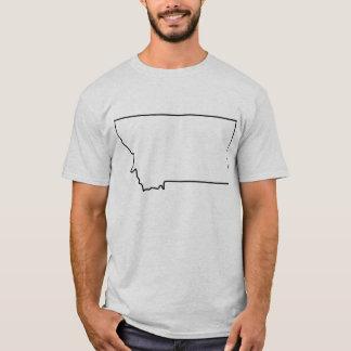 モンタナのティー Tシャツ