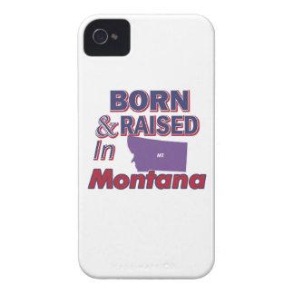 モンタナのデザイン iPhone 4 ケース