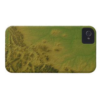モンタナの地図 iPhone 4 Case-Mate ケース