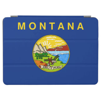 モンタナの州の旗 iPad AIR カバー