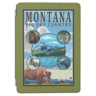 モンタナの州場面 iPad AIR カバー