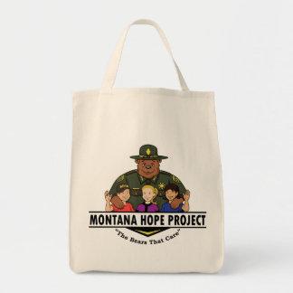 モンタナの希望のプロジェクトの戦闘状況表示板 トートバッグ