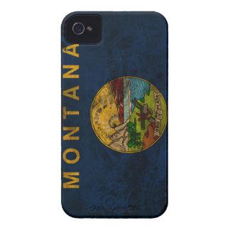 モンタナの旗 Case-Mate iPhone 4 ケース