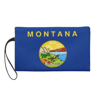 モンタナ、米国の旗が付いているBagettesのバッグ リストレット